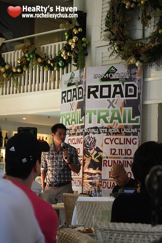 road x trail talk