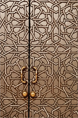 Decorative door (Clive1945) Tags: mosque morocco casablanca hassan d5000 hassan11mosque