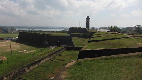 Galle Fort - samaugustgray