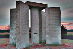 _DSC0258-2 (bombthreatjohn) Tags: ga georgia stones guide guidestones georgiaguidestones