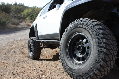 Wikid FJ new tires