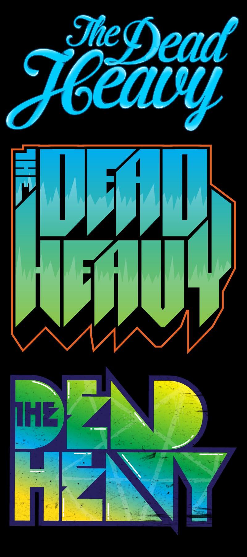 deadheavy logos