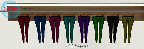 Club leggings