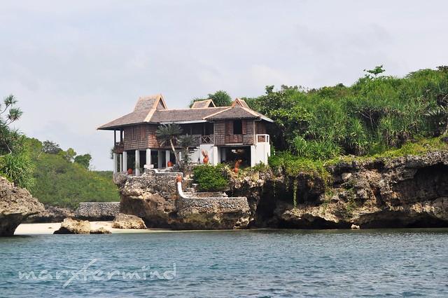 Natago Beach Natago Island