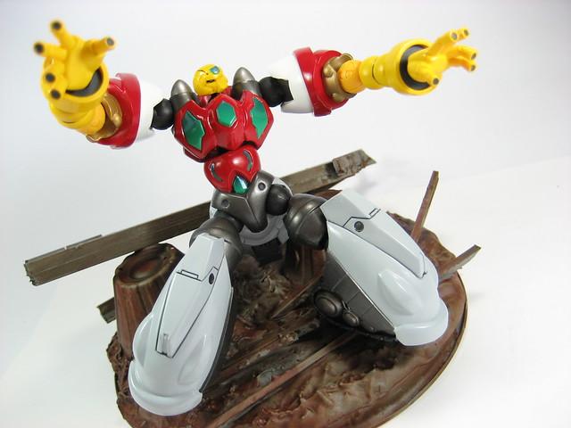 Revoltech Getter 3
