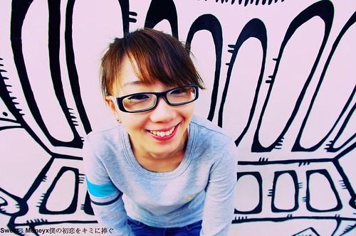 Sweet:Moneyx僕の初恋をキミに捧ぐ(in左營新村)-Stmp
