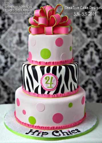 Hip Chic's Cake