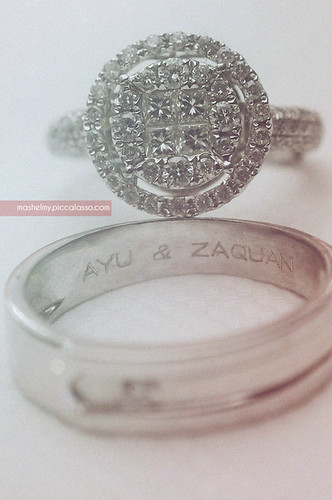 Zaquan & Ayu @ Paroi