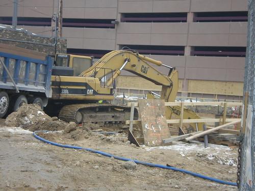 The Moderne Under Construction