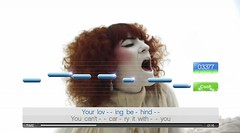 Singstar: Florence and the machine: Dog days are over