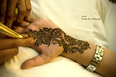 Indian Wedding Photography | Mehndi Before Wedding (photofixation) Tags: wedding hotel bride delhi bangalore hyderabad mumbai pune mehndi lemeridien weddingphotographer