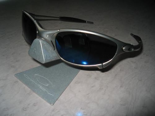 Oakley Juliet® Plasma w Ice Iridium Polarized - a photo on Flickriver 687a77de56