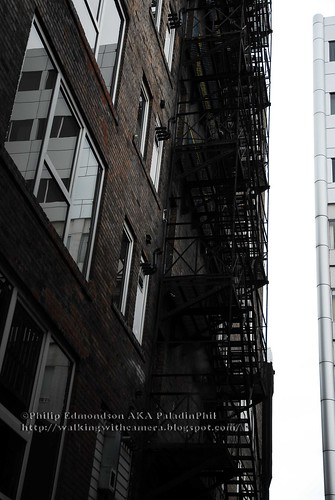 Iron Fire Escape