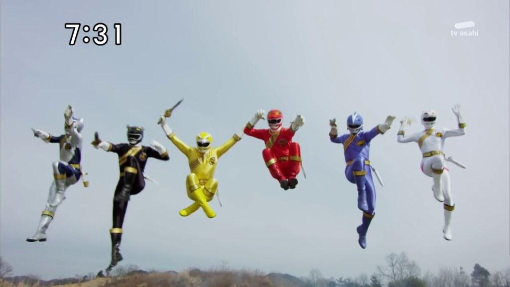 Kaizoku Sentai Gokaiger - k? ni?m 35 nam Super Sentai, H?i d�p