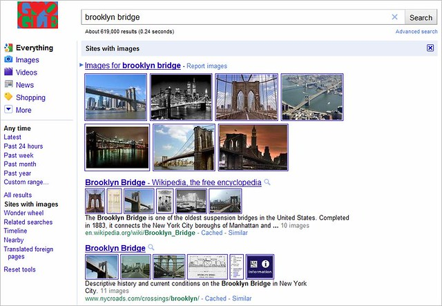 Google Sites with Images