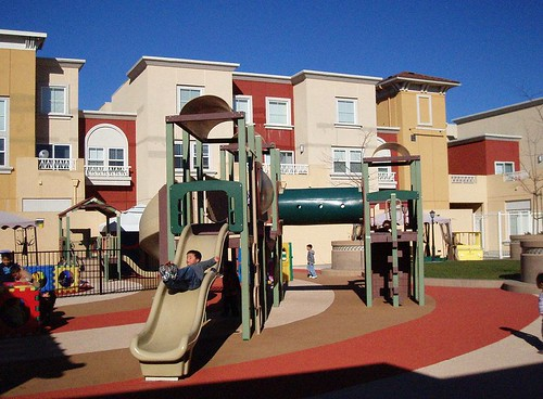 the Head Start playground (courtesy of Greenbelt Alliance)