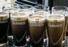 Ireland - Dublin - Guinness Storehouse (Marcial Bernabeu) Tags: guinness storehouse beer factory brewer brewery dark irlanda ireland dublin dublín irish irlandesa marcial bernabeu bernabéu glass cerveza