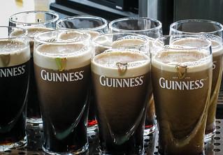 Ireland - Dublin - Guinness Storehouse