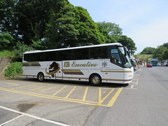 Tenby coach park. (aitch tee) Tags: tenby dayout touristviews walesuk