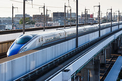 Hokuriku Shinkansen E7 series 001 (A.S. Kevin N.V.M.M. Chung) Tags: train rail japan omiya jr shinkansen highspeedrailway
