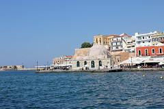 Chania (Alan'sPhotos) Tags: chania harbour