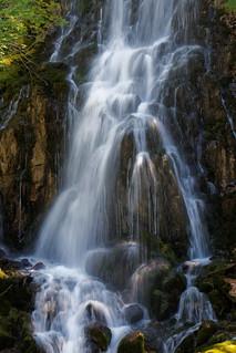 Emmensprung waterfall
