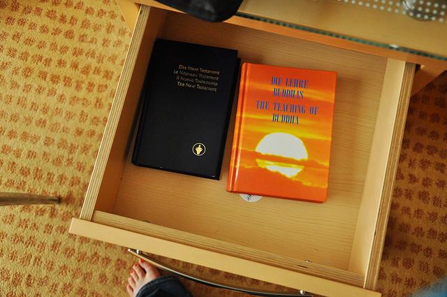 hotel drawer
