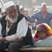 Uyghurs on a cart