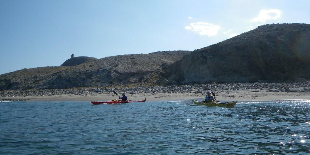 Cabo de Gata en kayak 048