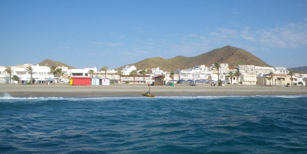 Cabo de Gata en kayak 067