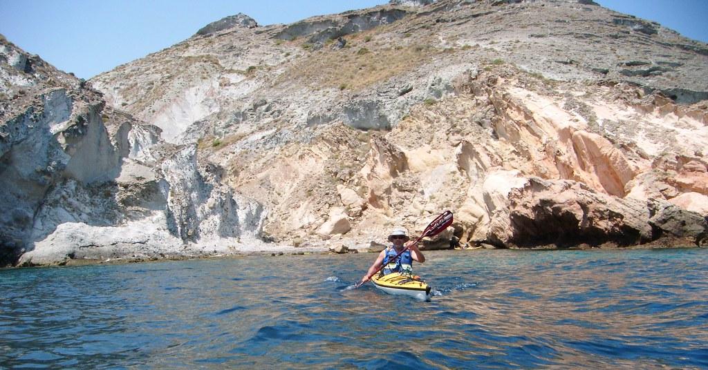 Cabo de Gata en kayak 661