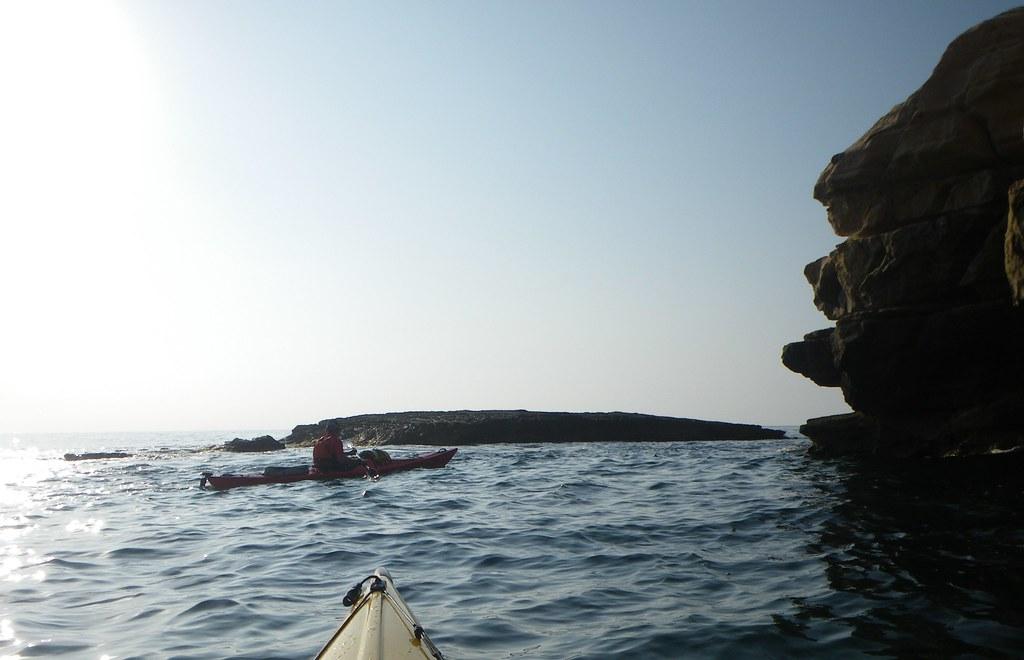 Cabo de Gata en kayak 311