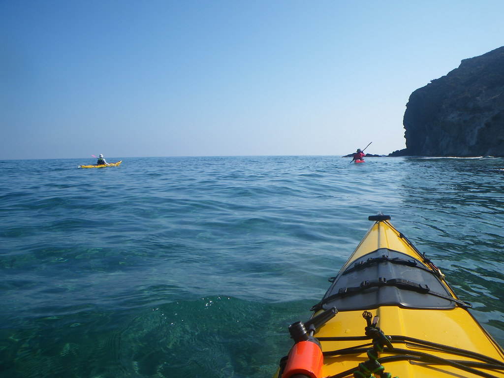 Cabo de Gata en kayak 437