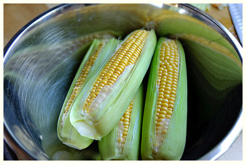 Corn with a Twist