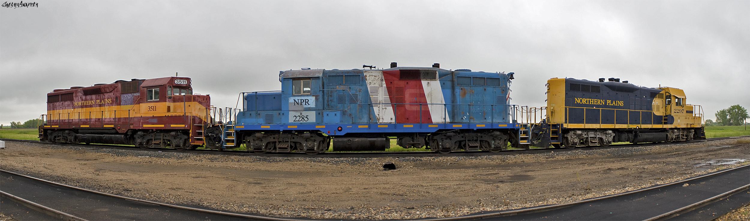 Trains - Northern Plains Railroad
