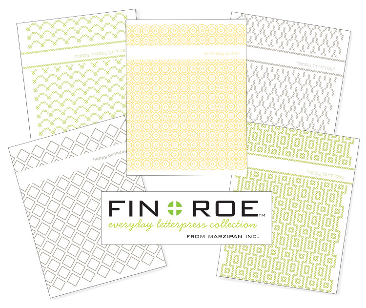 fin+roe birthday cards