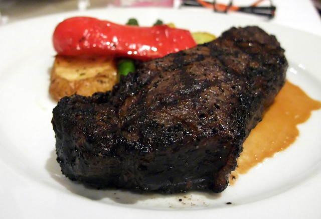 New York Sirloin Steak