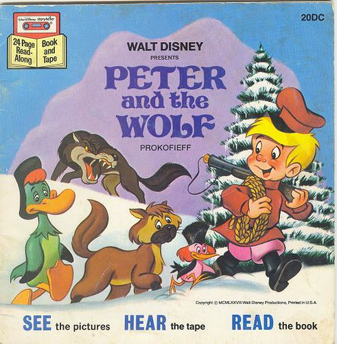 peter amp; the wolf seehearread
