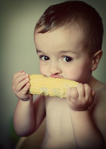 corn on the cob. yum!