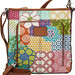 So many colors on this bag you could wear with almost anything. Fossil Crosstown Flat Crossbody Bag in Floral. Available at Belk, $78
