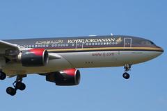 JY-AIF - 979 - Royal Jordanian Airline - Airbus A330-223 - 100617 - Heathrow - Steven Gray - IMG_4944