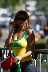 Brazil (Popeyee) Tags: world pictures chile brazil cup sports brasil southafrica fan photo football foto photographer emotion image photos fifa soccer watching picture images wm celebration wc vs fans futebol celebrating versus 2010 sudafrica worldcup2010