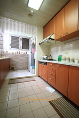 國泰市政尊園:廚房
