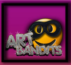 Art Bandits logo by xnickyx