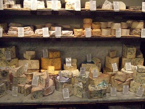 La Fromagerie cheeses 2