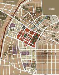 國泰市政尊園:位置圖