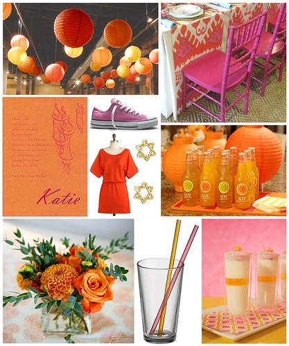 Bold and Bright Bat Mitzvah