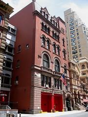 FDNY Headquarters, Upper East Side (New York Big Apple Images) Tags: newyork fire manhattan landmark lebrun fdny uppereastside lenoxhill newyorkcitylandmarkspreservationcommission nyclpc