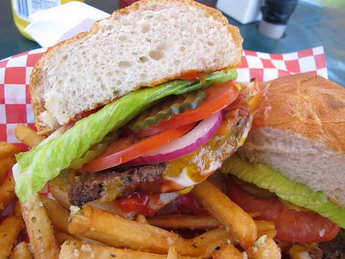 Papa Juan, JJ's Homemade Burgers