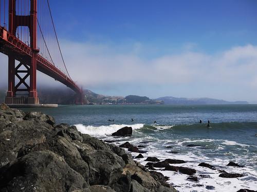 golden gate surfers